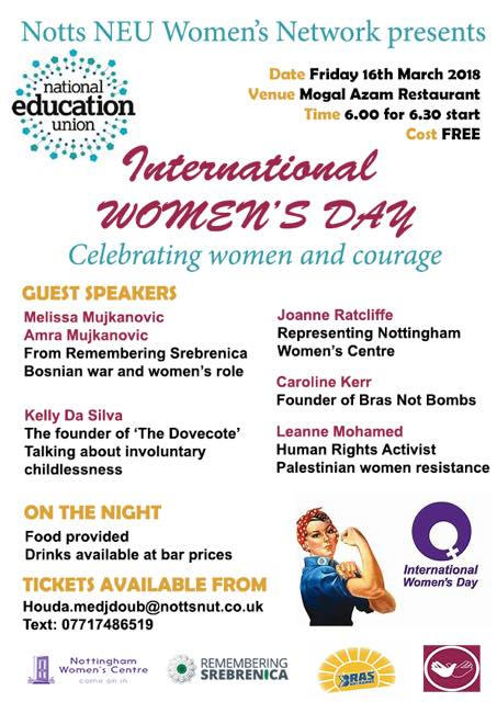 Notts NEU Women's Network